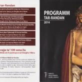 Programm – Randan 2014