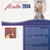 Programm tal-Festa 2014
